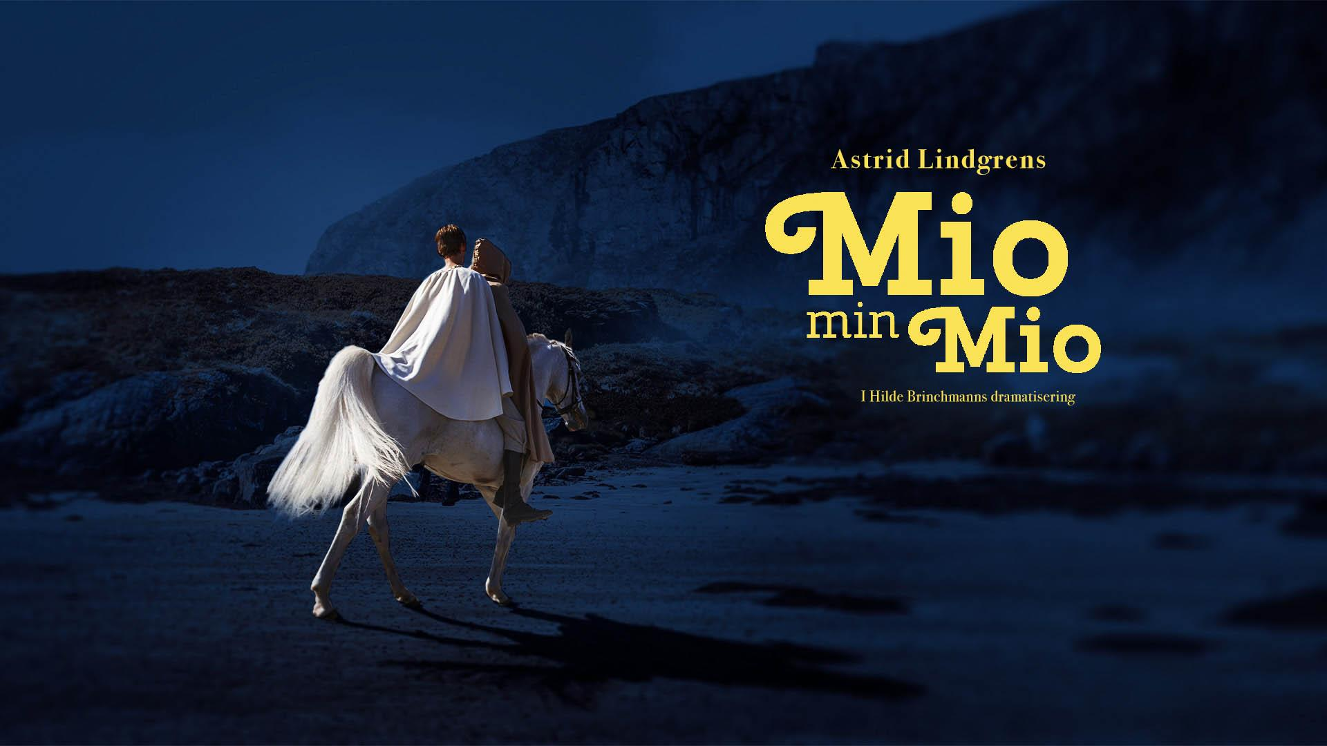 Riksteatrets familieforestilling Mio min Mio, av Astrid Lindgren