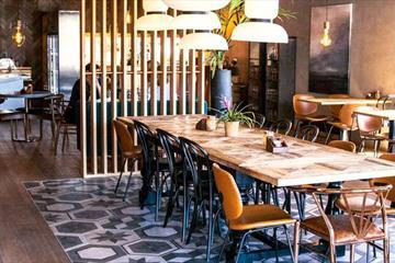 Restauranten, Annis Spisested