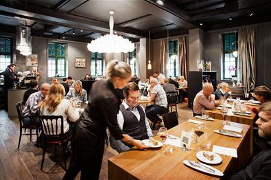 Hvelvet Restaurant