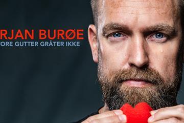 Standup show med Ørjan Burøe