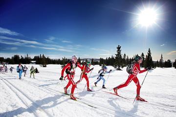 UngdomsBirken Ski (Youth ski race)