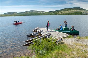 Canoe and boat rental