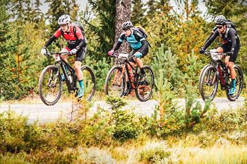 Syklister fra Birkenrittet