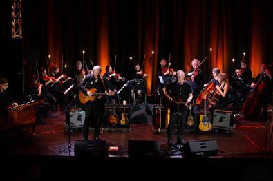 Konsert med Åge Aleksandersen, Gunnar Pedersen og Trondheimsolistene