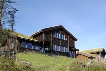 Hytte i Kvitfjell