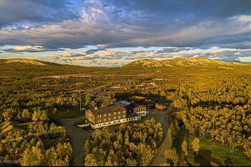 Venabu Fjellhotell høst