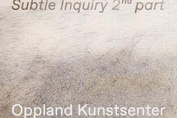 Utstilling med Patrick Huse på Oppland Kunstsenter