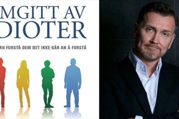 Omgitt av idioter - foredrag med Thomas Erikson