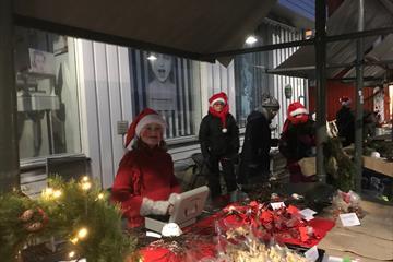 Julemarked ved Ringebu skole
