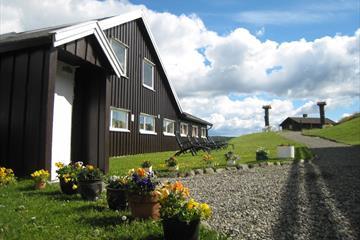 Hornsjø Høyfjellshotell sommer