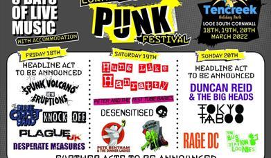 Cornwall Punk Festival