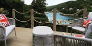 Schooner Point - outdoor seating