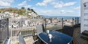 Harbourside 4 - patio