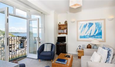 Harbourside 6 - living area