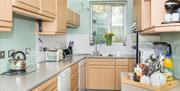 Haven House - kitchen