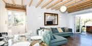 Hayloft - living area