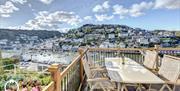 Ivydene - balcony