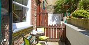 Kenwith Cottage - outdoor area