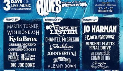 Looe Blues Rhythm & Rock Festival