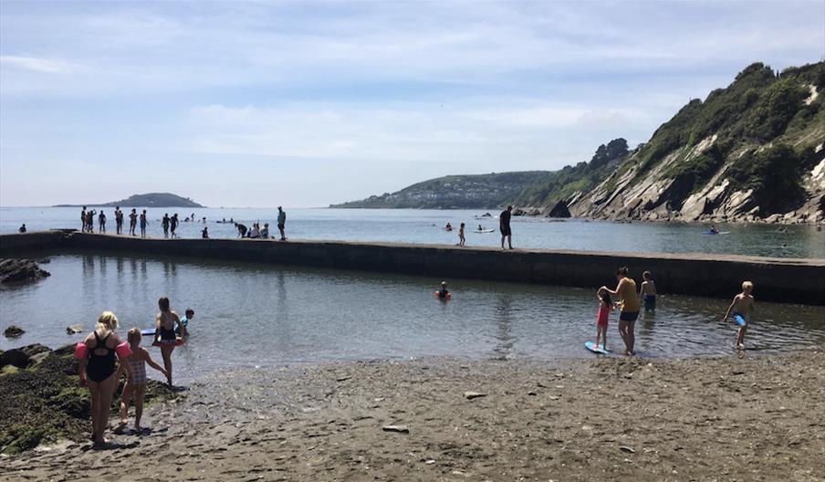 Milendreath Beach