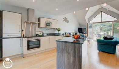 1 The Creekside - kitchen