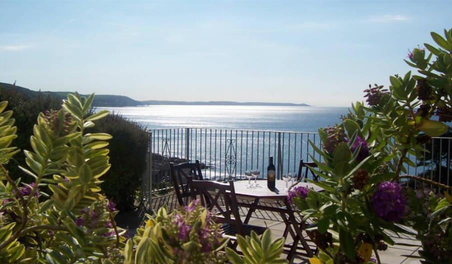 Ocean View - balcony