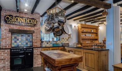 Osborne House - kitchen