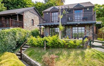 Pendruffle Cottage - exterior