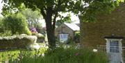 Pennys Cottage - Front Door