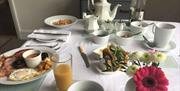 Penwyn - breakfast
