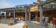 Stargazy restaurant at Tregoad Holiday Park
