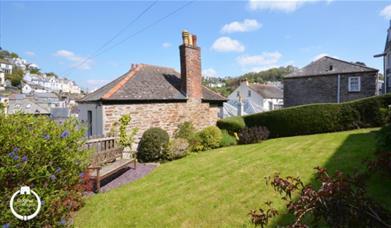 Rose Cottage - garden