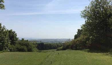 View of Looe Golf Club