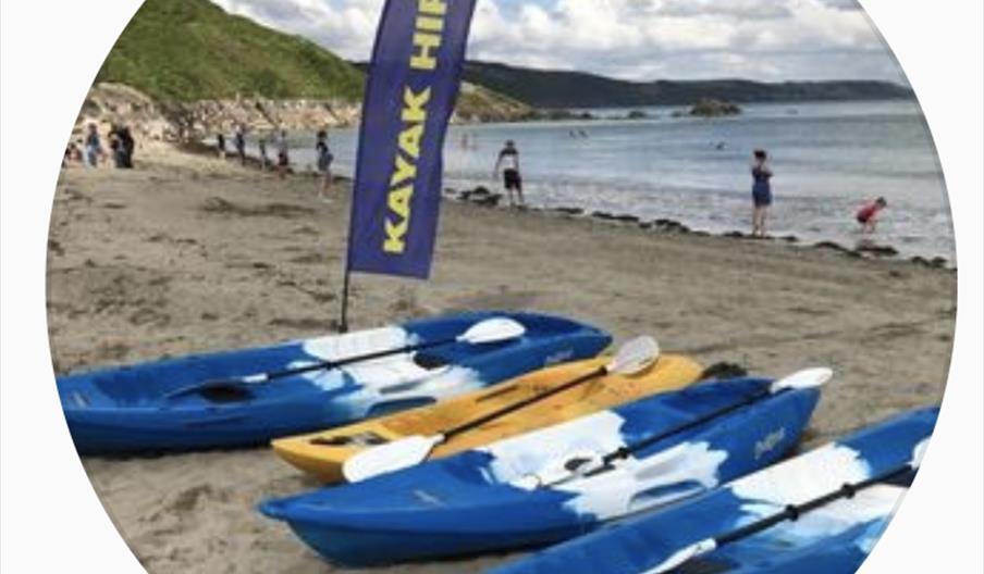 Jump n Jax kayak hire