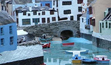 Polperro Model Village