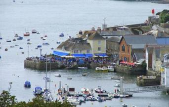 Fowey harbour