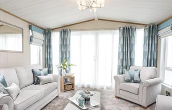 Tregoad Holiday Park accommodation