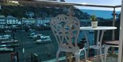 Shellseekers - View from Veranda