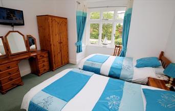 Sunny Harbour - bedroom