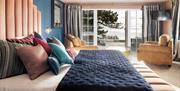 Talland Bay Hotel Room 20 - view