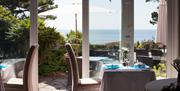 Terrace Restaurant view