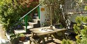 The Bungalooe - Outdoor seating