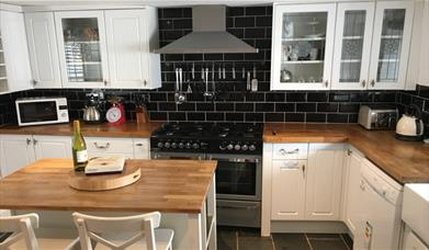 The Old Vicarage - Kitchen