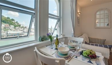 Tolven Apartment 4 - Dining with a View