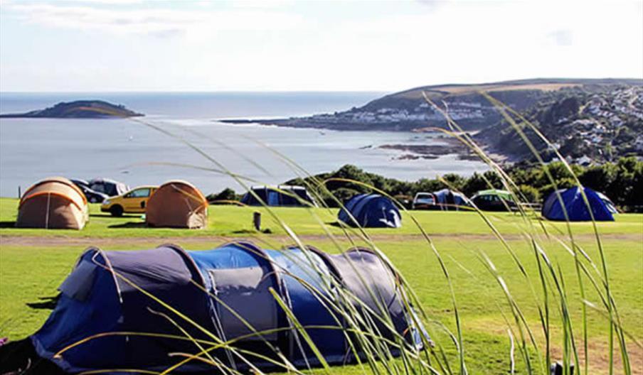 Bay View Farm - camping