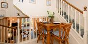 Homehill Cottage - dining area