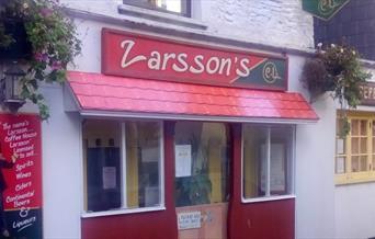 Larsson's Coffee House - exterior