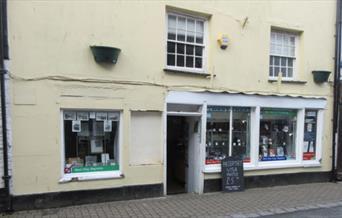 A E Raddy - shop exterior