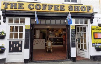 The Coffee Shop - exterior