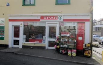 SPAR West Looe - exterior